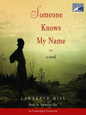 cover image of Someone Knows My Name